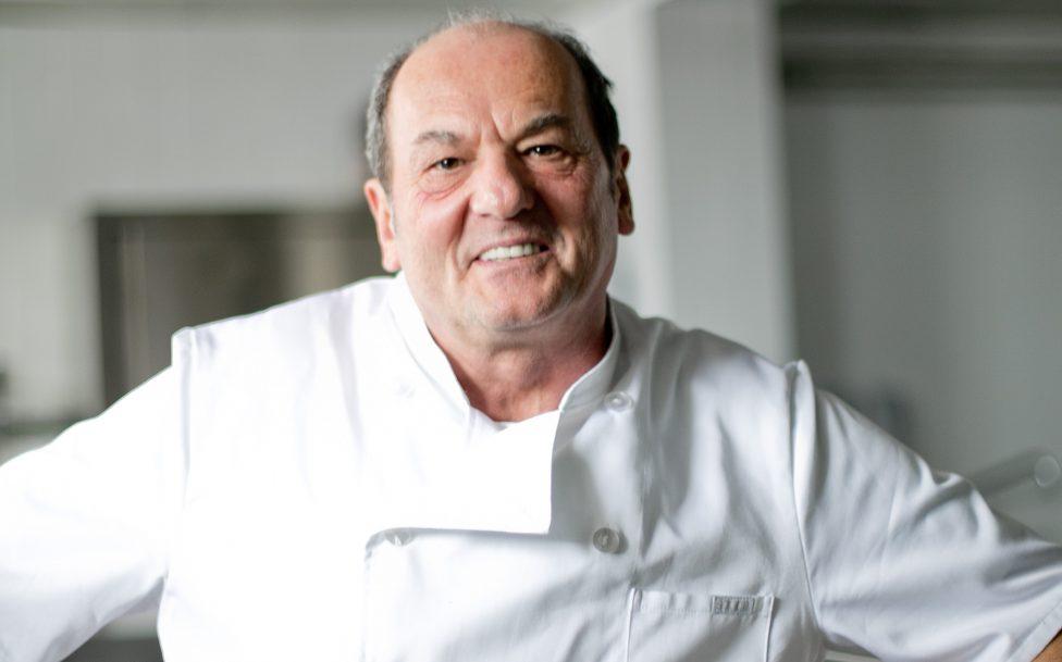 Küchenchef Günter Meier
