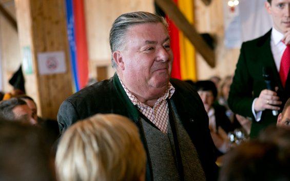 Vorbesitzer Franz Hartl