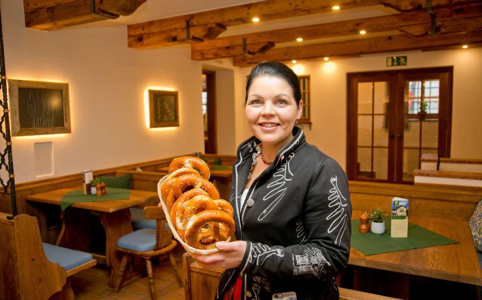 Geschäftsführerin Daniela Pühringer